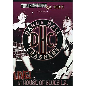 Dance Hall Crashers - Live at the House of Blues L.a. [DVD] USA import