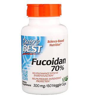 Doctor's Best, Best Fucoidan 70%, 60 Veggie Caps