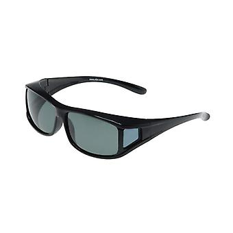 Sunglasses Unisex black with grey lens VZ0001A