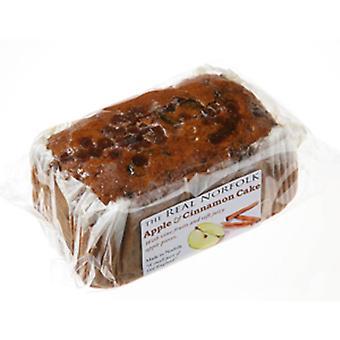 Real Norfolk Apple & Cinnamon Cake