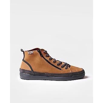 Toni Pons - Sneaker för män gjorda av mocka - GREG-SY