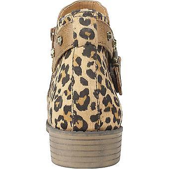 White Mountain Women's Shoes Savant Round Toe Ankle Fashion Boots