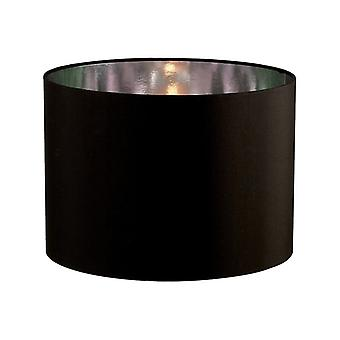 Duo 41 Cm Round Fabric Lampshade