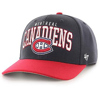47 Brand Low Profile Cap - McCaw Montreal Canadiens navy