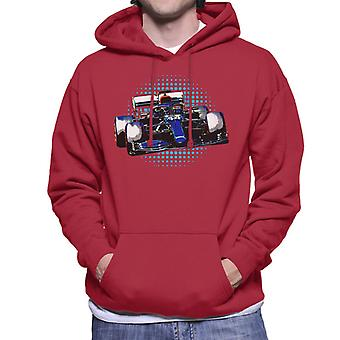 Motorsport Images Lewis Hamilton F1 W11 EQ Men's Hooded Sweatshirt