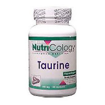 Nutricology/ Allergy Research Group Taurine, 500 MG, 100 Caps