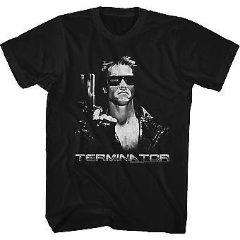 Schwarzenegger Terminator Shirt