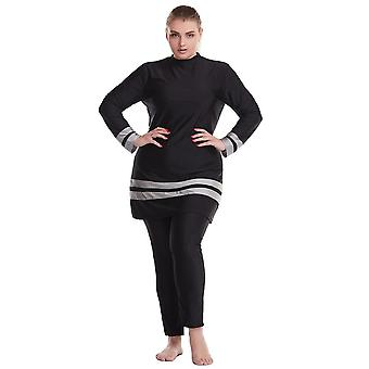 Muslim Women Swimwear Islamic Modesty Summer Beach Swim Wear, Arab Women