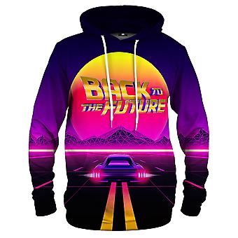 Mr. Gugu Miss Go Back to the Future Hoodie