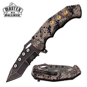 MASTER - A034DG  - Folding Knife