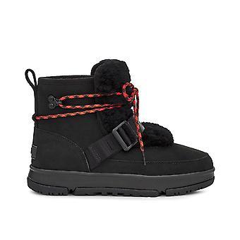 UGG Classic Weathhiker W 1112477BLK zapatos universales de invierno para mujer