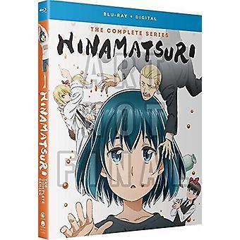 Hinamatsuri: Complete Series [Blu-ray] USA import