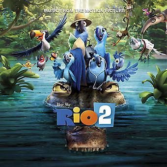 Rio 2 - importation USA Rio 2 Music From the Motion Picture [CD]