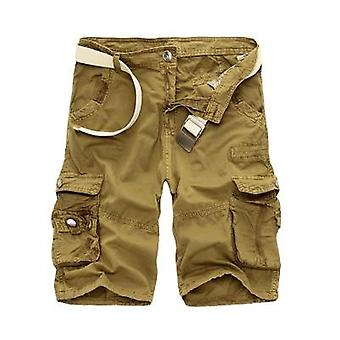 Mens Militær Cargo Army Kamuflasje Taktisk Shorts