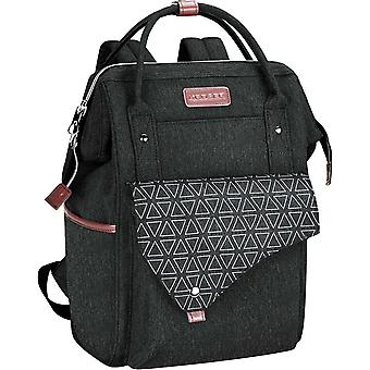 KROSER Laptop Backpack 15.6 Inch Stylish School Computer Backpack with USB Charging Port