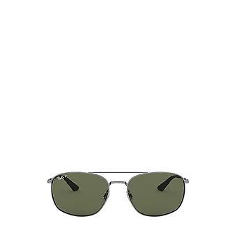 راي بان RB3654 مسلحين النظارات الشمسية للجنسين