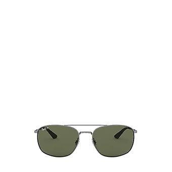 Ray-Ban RB3654 gunmetal unisex sunglasses