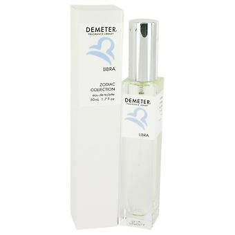 Demeter vaaka by Demeter Eau De Toilette Spray 1.7 oz/50 ml (naisten)