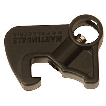 Martindale LOK7 MCB Small Black Isolation Lock