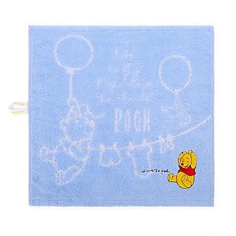 Disney Winnie The Pooh Towel Handkerchief (bear 34x35cm)