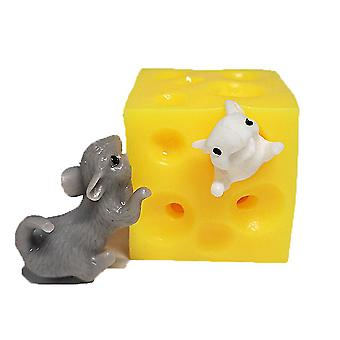 Cheese Mouse Toy