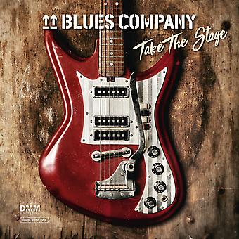 Blues Company - Take The Stage [Vinyl] USA Import