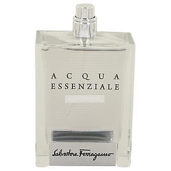 Acqua Essenziale Colonia Eau De Toilette Spray (testaaja) By Salvatore Ferragamo 3,4 oz Eau De Toilette Spray