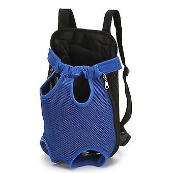 Pet Carry Adjustable, Dog Backpack, Kangaroo Breathable Front Puppy Carrier Bag