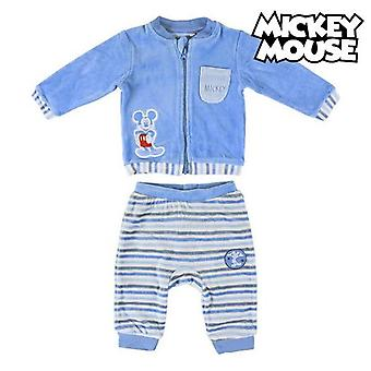 Baby's tracksuit mickey mouse 74625 blue