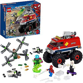 LEGO 76174 Super Heroes Marvel Spider-Man's Monster Truck vs. Mysterio Toy with Doctor Octopus