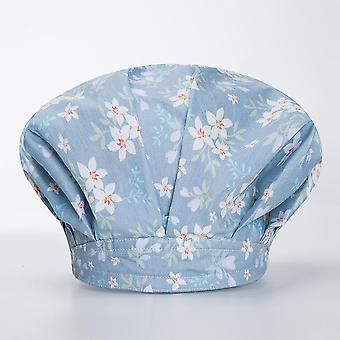 Unisex Printing Housework Cap - Canteen, Restaurant, Kitchen Food Service Chef
