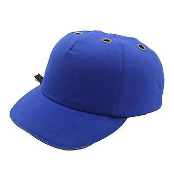 Sicherheit Bump Cap, Helm Baseball, Schützen harte Mütze für die Baustelle, tragen Kopf