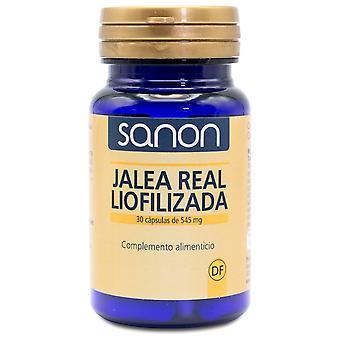 Sanon Jalea Real Liofilizada 545 mg 30 Capsules