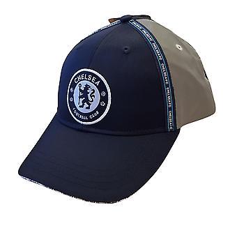 Chelsea FC Micro Baseball Cap | Sininen | 2021 | Aikuinen
