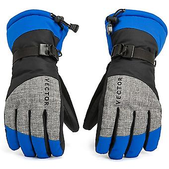 Extra Thick Warm Waterproof Ski Fleecy Gloves