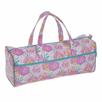 Hobby Gift Knitting Bag: Floral Dream