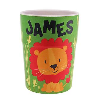Historia i heraldyka Bambusa Zlewka Lwy i Tygrysy James