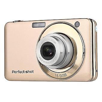 Optisk Zoom HD digitalkamera, makro minikameraer