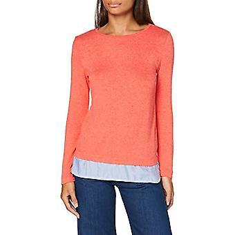 Springfield 1.bimateria Faldon-c/64 T-Shirt, Orange (Orange 64), X-Small Woman
