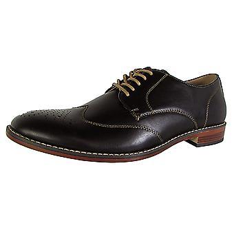 Madden By Steve Madden Mens M-Castir Wingtip Oxford Shoes