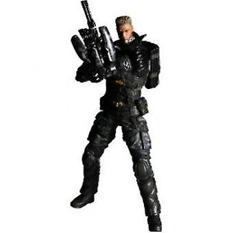 Deus Ex Human Revolution Lawrence Barrett Play Arts Kai Action Figure
