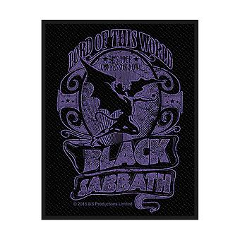 Black Sabbath - Lord Of This World Standard Patch