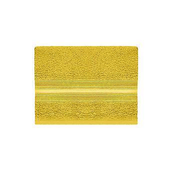Asciugamano Estate, Colore Giallo in Cotone, L90xP140 cm