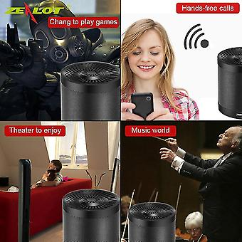 Zealot S5 Mini draadloze Bluetooth muziek luidsprekers draagbare luidsprekers Tf-kaart