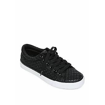 Very G Womens Jasmine Low Top Lace Up Fashion Sneakers