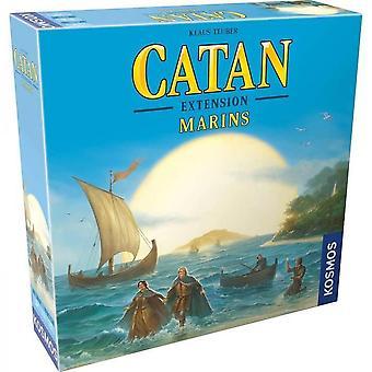 Catan - Extensión Marina - Juego de Mesa - A partir de 10 años