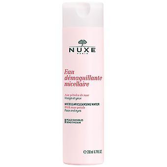 Nuxe Agua Desmaquillante Micelar con Pétalos de Rosa 200 ml