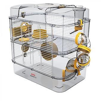 Cage Rody 3 Duo Banana pentru hamster