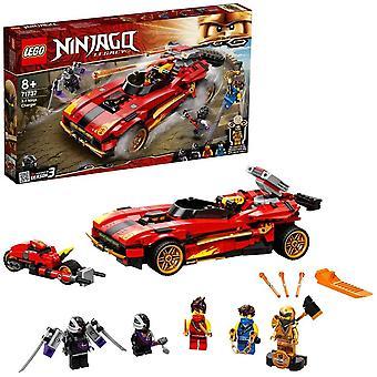 Lego Ninjago X-1 Ninja Oplader 71737