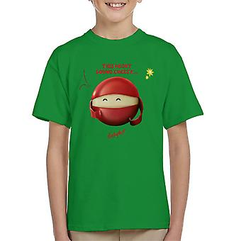 Baby Bel Detta kan låta Cheesy Kid's T-Shirt